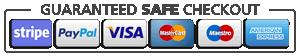 We accept Secure Online Payments